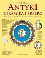 Antyki ceramika i srebro