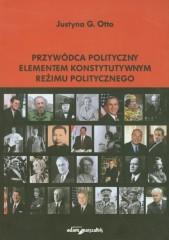 Przywódca polityczny elementem konstyt