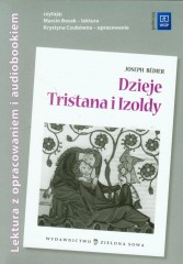 Dzieje Tristana i Izoldy z płytą CD