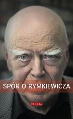 Spór o Rymkiewicza z płytą DVD