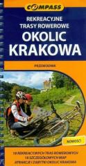 Rekreacyjne trasy rowerowe okolic Krakowa przewodnik