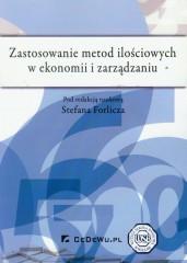 Zastosowanie metod ilościowych w ekonomii i zarządzaniu