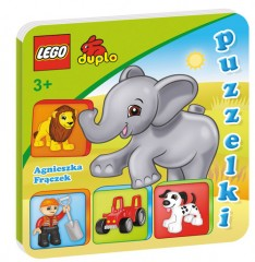 Lego Duplo Puzzelki