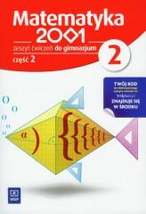 Matematyka 2001 2 zeszyt ćwiczeń część 2