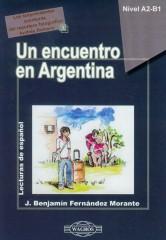 Un encuentro en Argentina z płytą CD