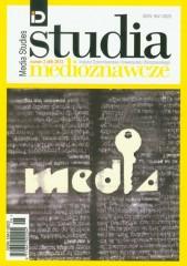 Studia medioznawcze 2(49) 2012
