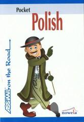 Polski kieszonkowy dla Anglików w podróży Rozmówki