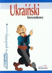 Ukraiński kieszonkowy w podróży Rozmówki