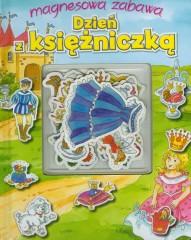 Dzień z księżniczką Magnesowa zabawa