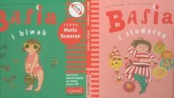 Basia i słodycze Basia i biwak
