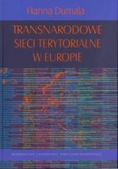 Transnarodowe sieci terytorialne w Europie