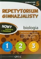 Repetytorium gimnazjalisty Biologia Gimnazjum na 5