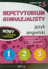 Repetytorium gimnazjalisty Język angielski Gimnazjum na 5
