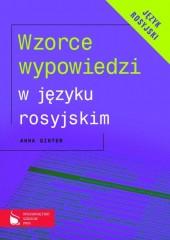 Wzorce wypowiedzi w języku rosyjskim