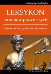 Leksykon terminów prawniczych