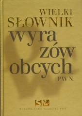Wielki słownik wyrazów obcych PWN + CD