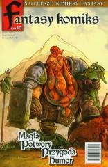 Fantasy Komiks Tom 10