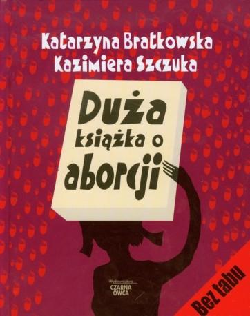 Duża książka o aborcji