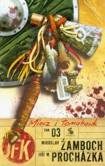 Agent JFK 3 Miecz i tomahawk