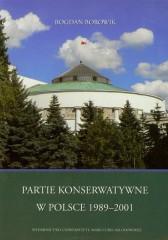 Partie konserwatywne w Polsce 1989-2001
