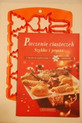 Pieczenie Ciasteczek + Forma do wykrawania ciasteczek