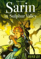 Sarin in Sulphur Valley + CD