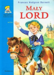 Mały lord Moja pierwsza biblioteka