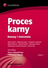 Proces karny Kazusy i ćwiczenia