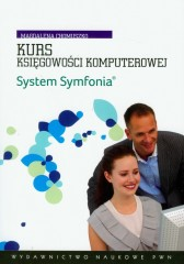 Kurs księgowości komputerowej System Symfonia z płytą CD