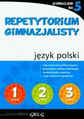Repetytorium gimnazjalisty język polski