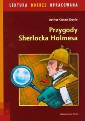 Przygody Sherlocka Holmesa lektura dobrze opracowana