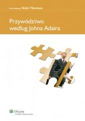 Przywództwo według Johna Adaira
