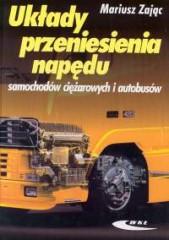 Układy przeniesienia napędu samochodów ciężarowych i autobusów