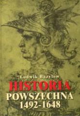 Historia powszechna 1492-1648