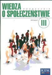 Wiedza o społeczeństwie 3 Podręcznik / Zeszyt ćwiczeń