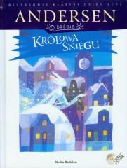 Królowa śniegu + płyta CD