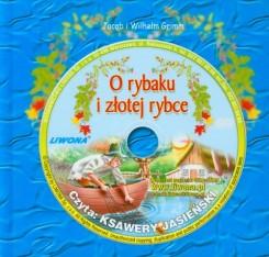 O rybaku i złotej rybce Słuchowisko na płycie CD