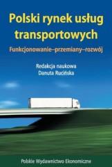 Polski rynek usług transportowych