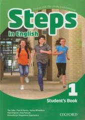 Steps In English 1 Student's Book / Exam Steps in English 1 Ćwiczenia