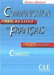 Communication progressive du Francais debutant Klucz