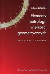 Elementy metrologii wielkości geometrycznych