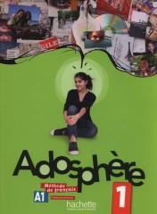 Adosphere 1 Podręcznik wieloletni + CD