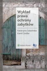 Wykład prawa ochrony zabytków