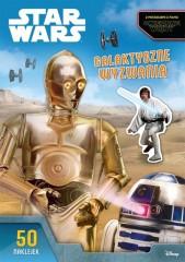 Star Wars Galaktyczne wyzwania Kolorowanka
