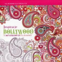 Inspiracje Bollywood Kolorowanki dla dorosłych