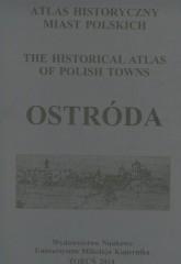 Atlas historyczny miast polskich Ostróda