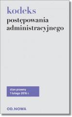 Kodeks postępowania administracyjnego