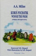 Kubuś Puchatek wersja dwujęzyczna