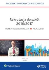 Rekrutacja do szkół 2016/2017 2 części