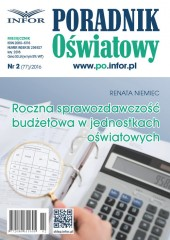 Roczna sprawozdawczość budżetowa w jednostkach oświatowych